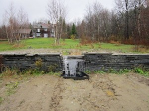 fieldstone dam